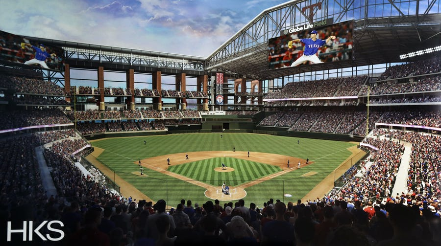 Texas Rangers 2020 schedule released: New stadium to be featured often as 12 of team's first 18 games are at home | SportsDay