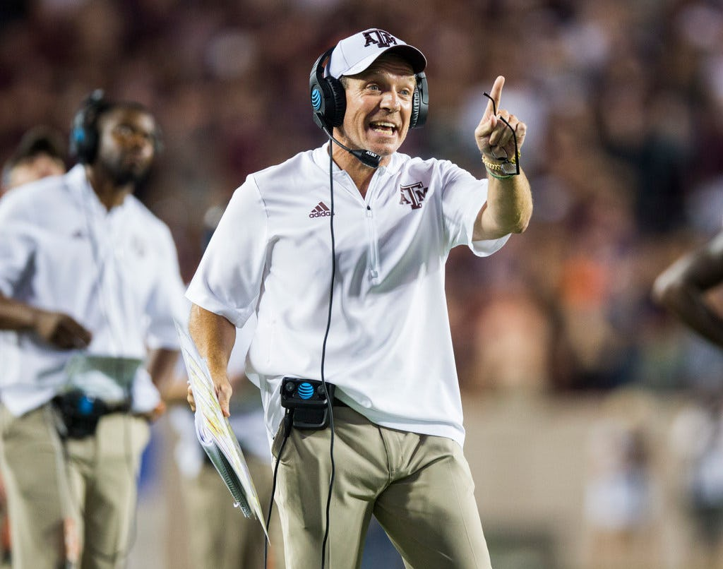 Texas A&M musings: Vernon Jackson's future, season projections, the best food in College Station and more