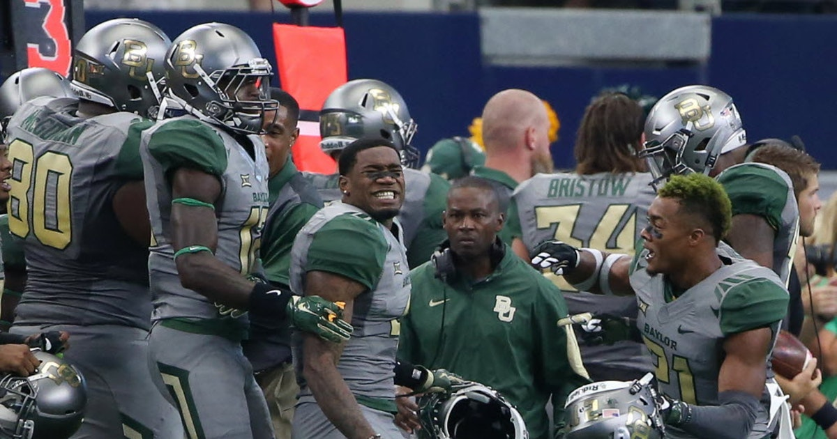 College Sports: Report: Ex-Baylor Star Xavien Howard To