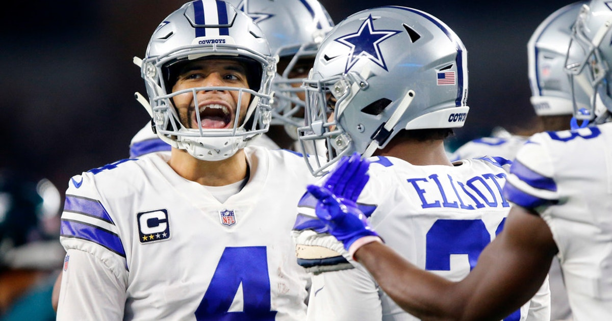 4d6f613ec1 Dallas Cowboys: Ex-NFL player names a couple of teams that could be  interested in Dak Prescott if QB hit the open market | SportsDay