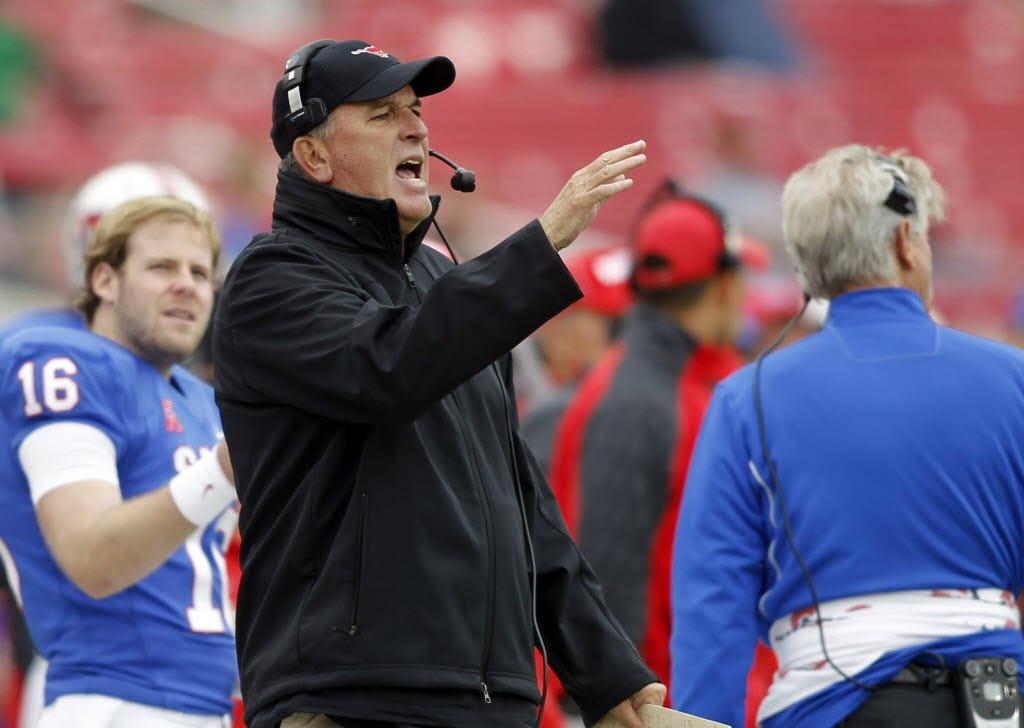 Report: Former SMU coach June Jones named XFL Houston head coach