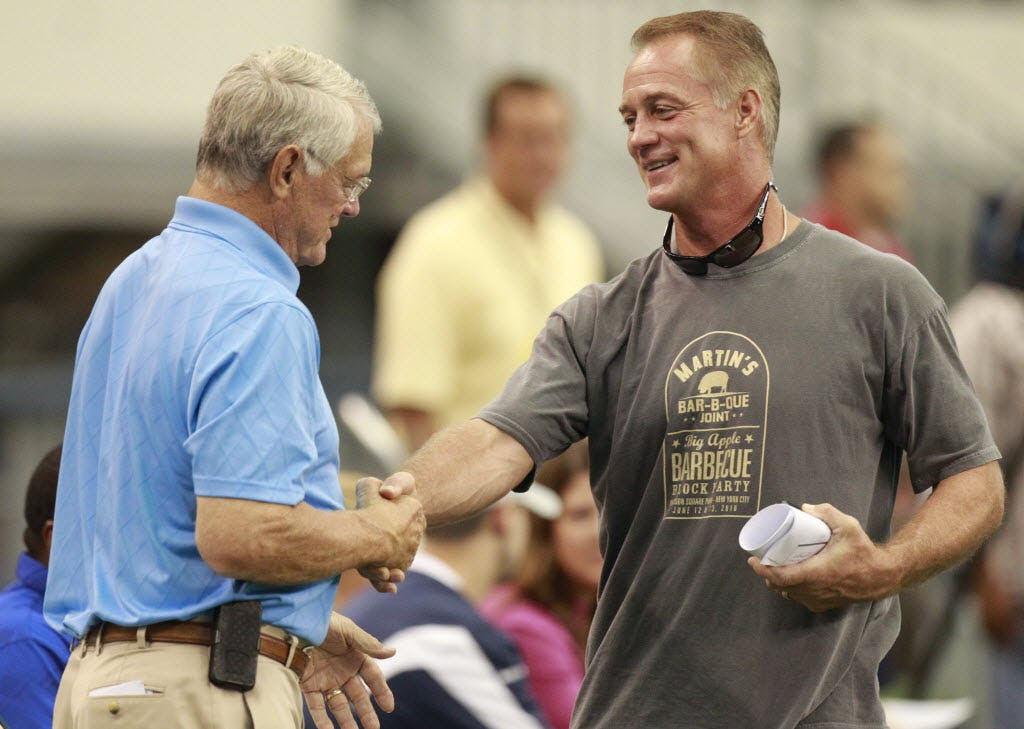 Dallas' XFL team names ex-Cowboys FB Daryl Johnston director of player personnel, adds Hal Mumme as OC