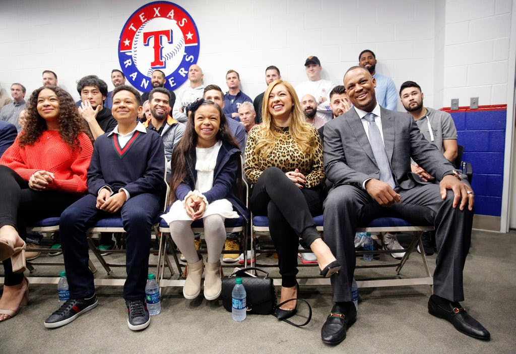 'It's nice to be free': Adrian Beltre reveals what has been keeping him busy since retirement