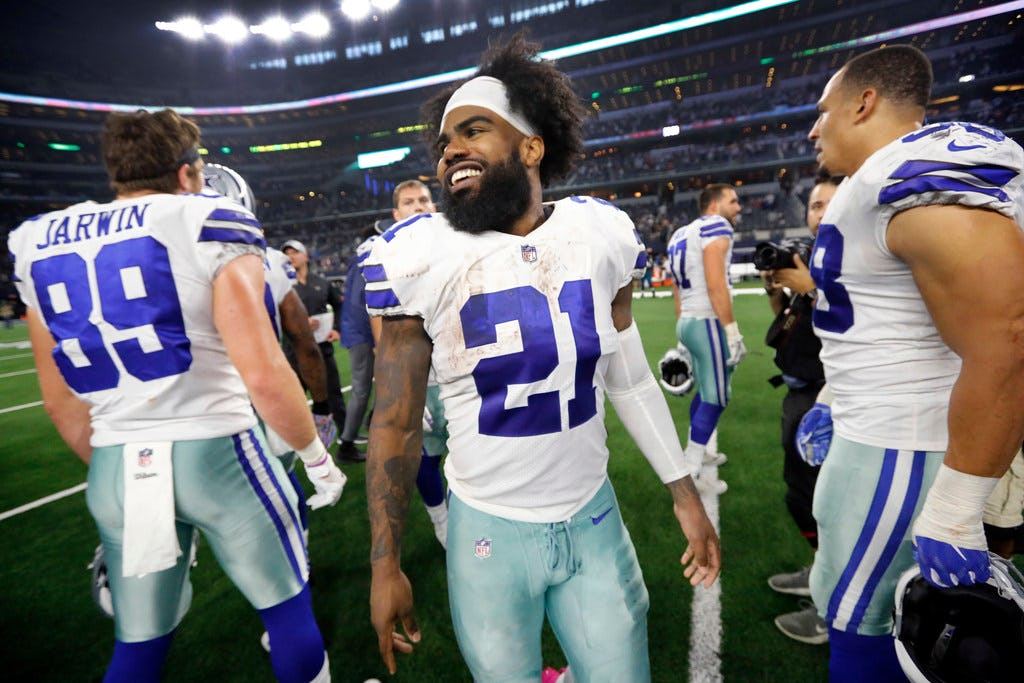 What they're saying about Ezekiel Elliott's contract talks: Is RB being too loyal to Cowboys by not asking for money now?