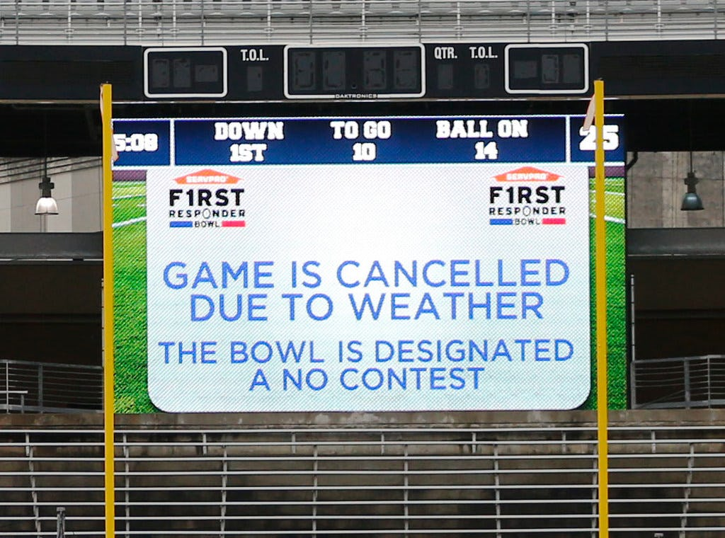 First Responder Bowl set to move from Cotton Bowl to SMU's Ford Stadium