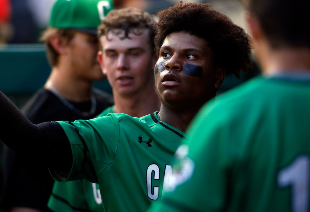 Baseball playoffs: Dominant pitchers lead Colleyville Heritage, Southlake Carroll to regional finals; An underdog stays hot