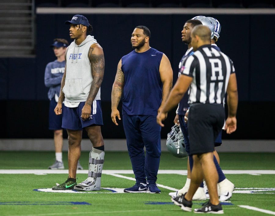 Missed opportunities: Why Taco Charlton's journey back to full health is worth keeping an eye on