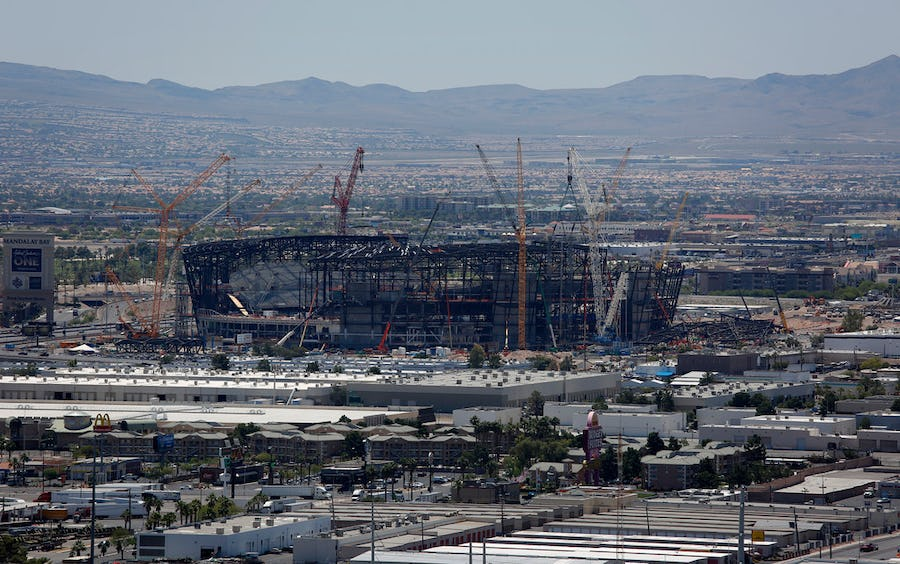 Vegas, baby! SEC announces it will share bowl spot in new stadium; Big 12 extends agreements with 8 bowls through 2025