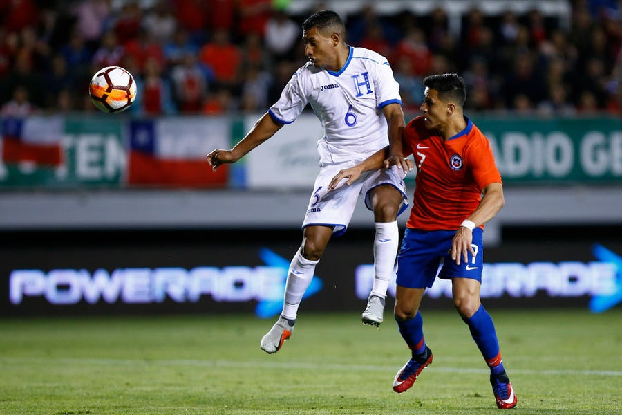 Bryan Acosta called into Honduran National Team for two friendlies | SportsDay