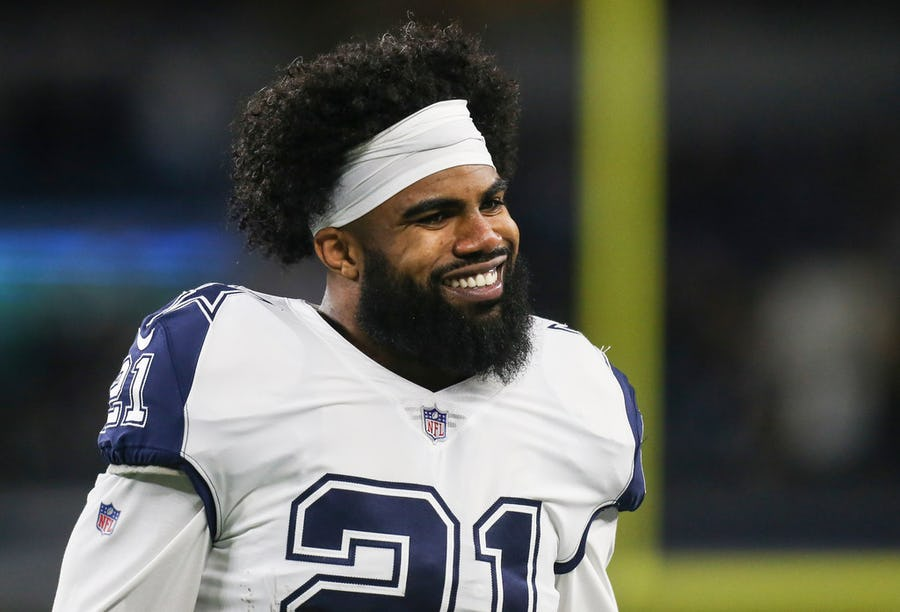 NFL sought information from police about Ezekiel Elliott's Vegas incident on same day video of altercation with security guard surfaced