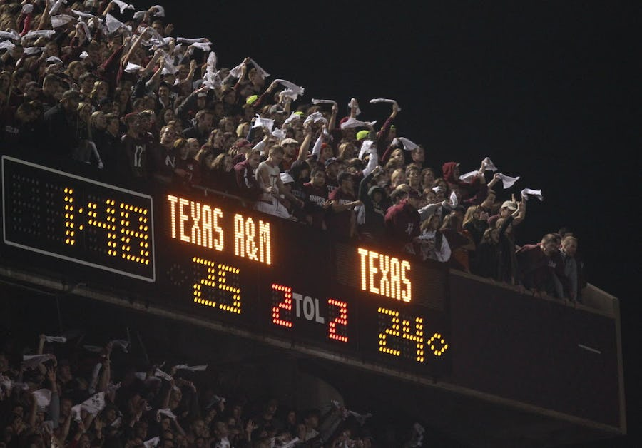 Is the Sugar Bowl the best chance fans have at seeing another Texas-Texas A&M football matchup?