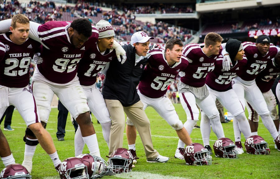 Aggies have multiple top opponents in 2019, but here's the most underrated game on Texas A&M's schedule