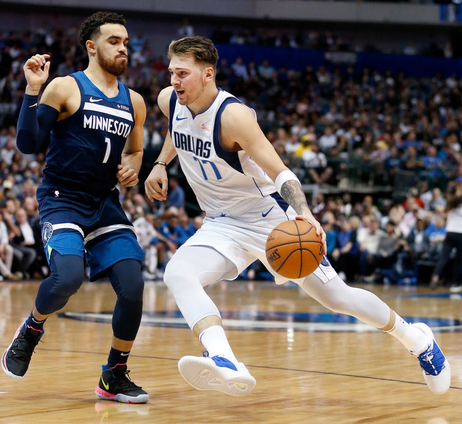 Looking back: Outside of Luka Doncic, last 10 Mavs draft picks making their mark away from Dallas