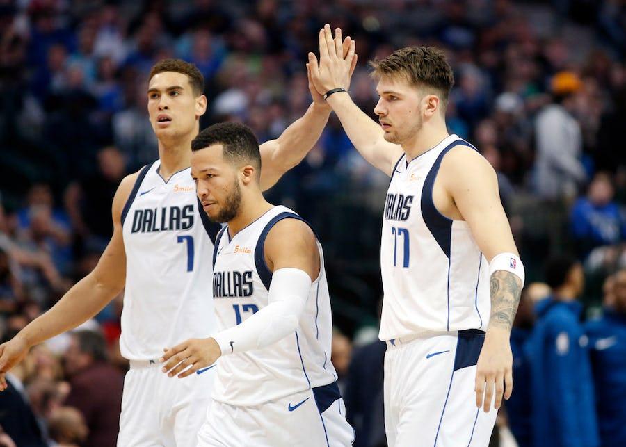 Dallas Mavericks near top 10 in multiple way-too-early NBA power rankings for 2019-20 season