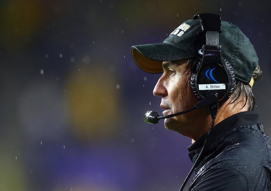 Mount Vernon made a statement by hiring Art Briles. Now, the community has a chance to speak out
