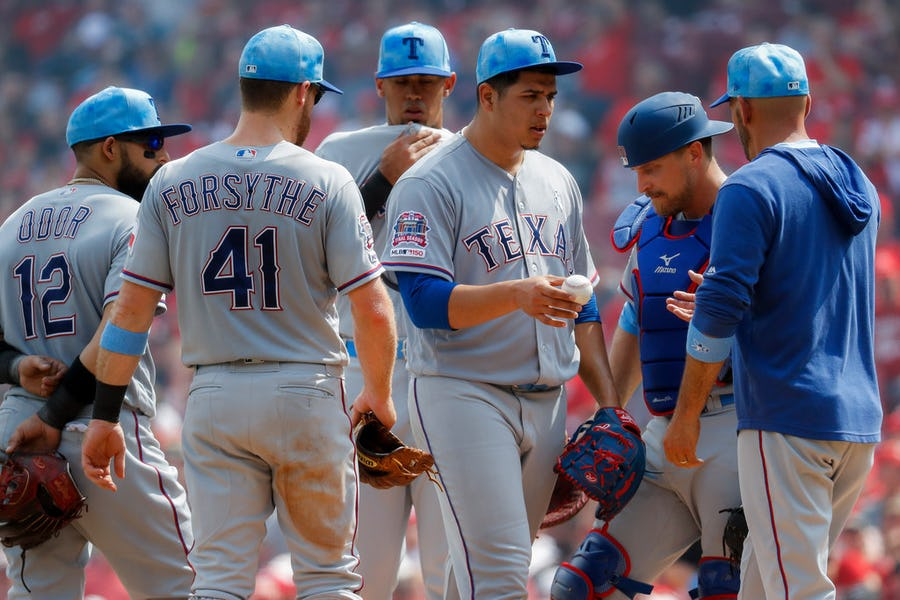 The road trip to Boston and Cincinnati showed just how far the Rangers have to go to become a serious contender