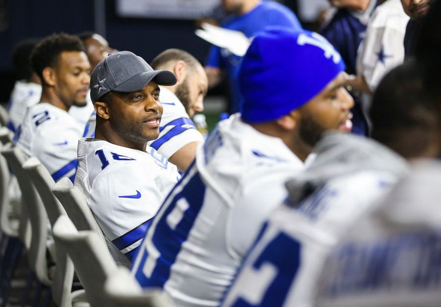 Cowboys' Randall Cobb dishes on what he loves about Dak Prescott and why he won't compare him to Aaron Rodgers