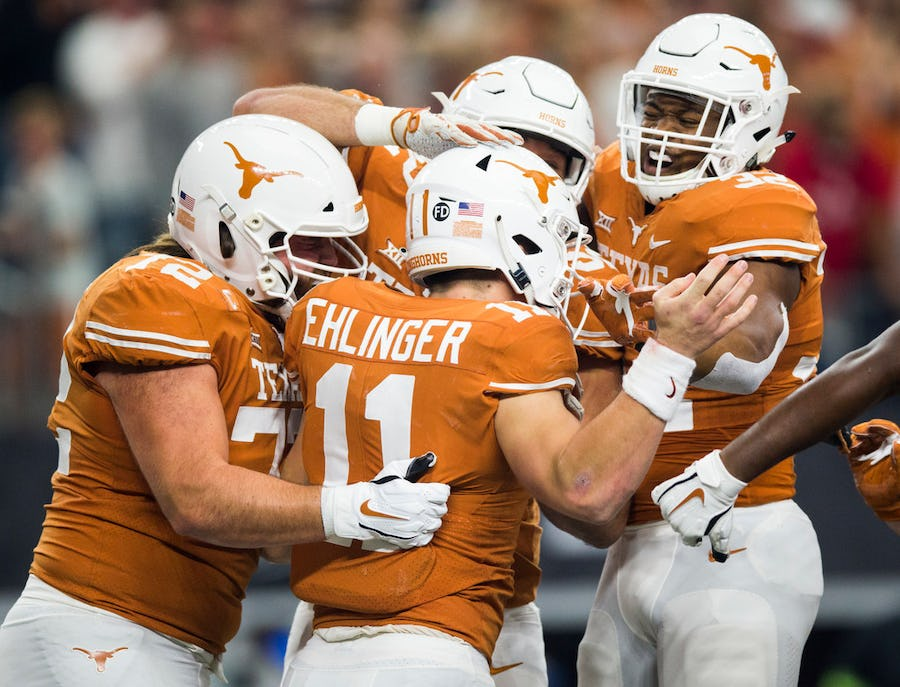 Best in Texas offseason series: Longhorns, Aggies lead the 'best team' race, but this pattern bodes well for TCU | SportsDay