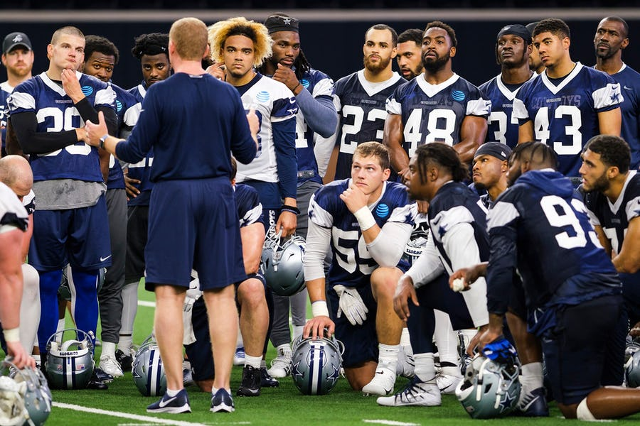 Dallas Cowboys offseason central: Training camp schedule, contract updates and more