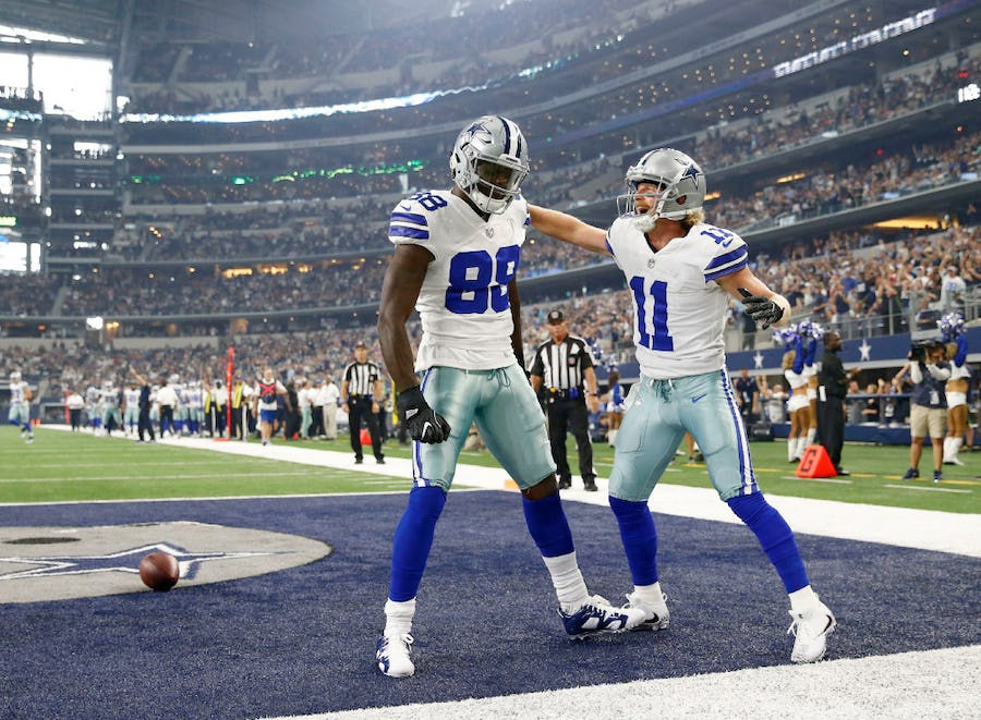 Dez Bryant defends former teammate Cole Beasley's criticism of the Cowboys' offense