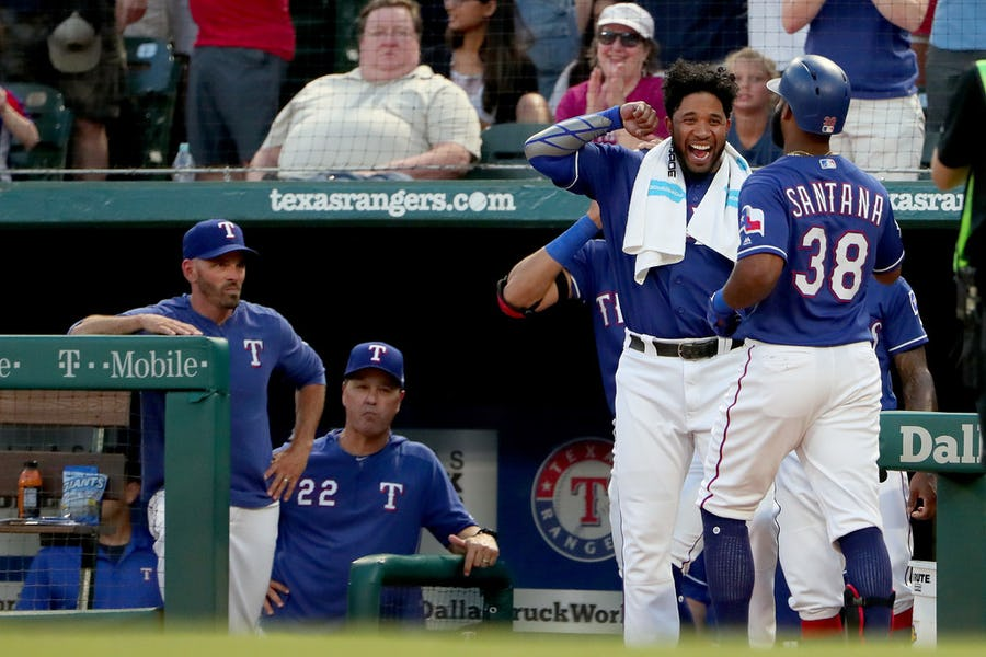 'That's the start to changing the culture': How the Rangers' expectations for themselves have manifested on the field