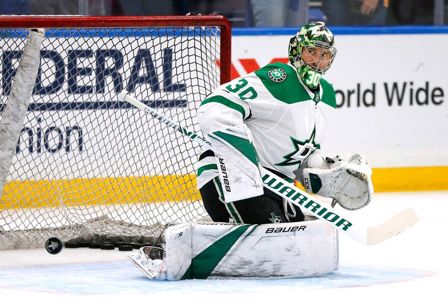 Stars goalie Ben Bishop is accustomed to Vezina Trophy nominations. Will this be the year he wins one? | SportsDay