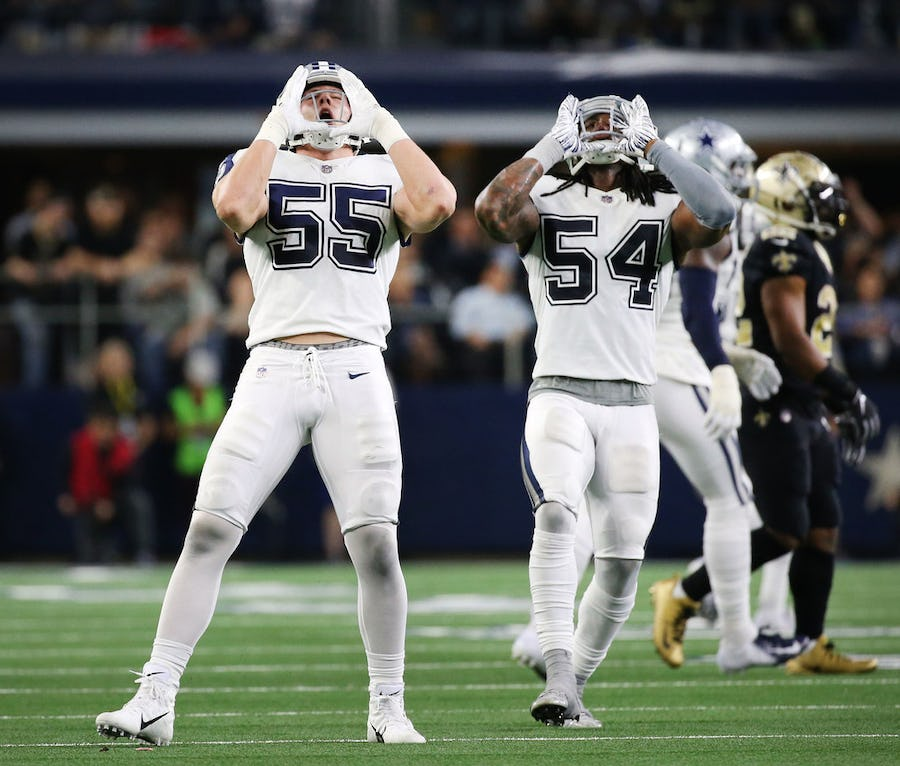 All-NFC East linebackers: After a dominant 2018, what can be expected from the Cowboys LB tandem in year 2? | SportsDay