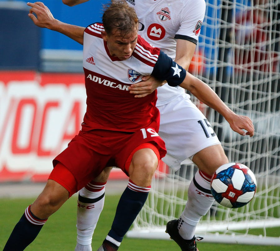 Teenage trio propels FC Dallas to win over undermanned Toronto FC | SportsDay