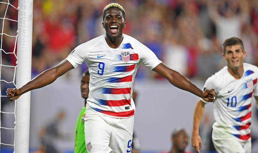 About face: US routs Trinidad 6-0 in Gold Cup | SportsDay