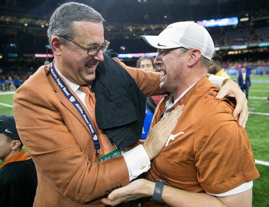 Director's Cup standings: Texas finishes 2018-2019 season as area's top-ranked school; Texas A&M 4th among SEC programs | SportsDay