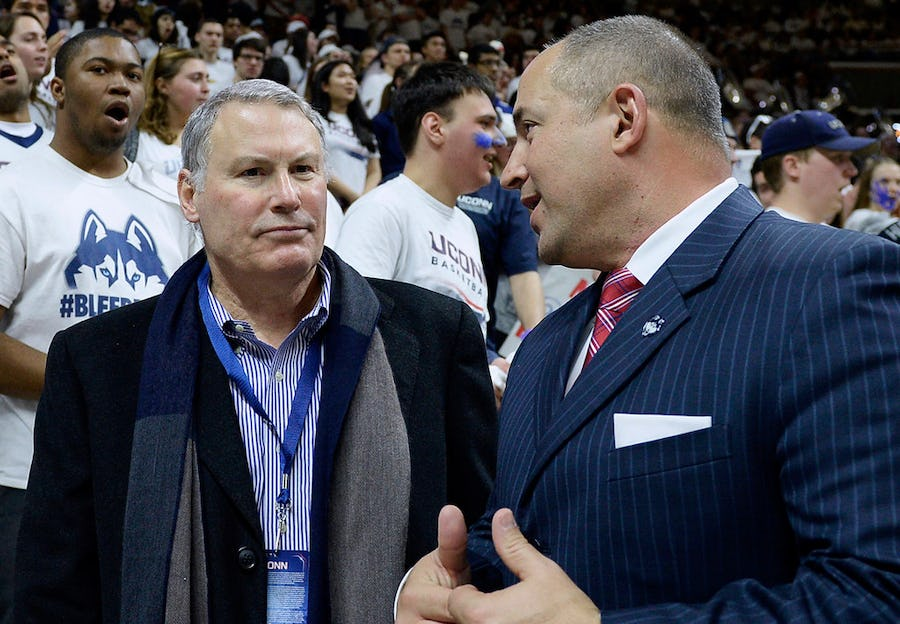 Bigger doesn't mean better: With UConn's departure, could the AAC follow the Big 12's boutique conference model? | SportsDay
