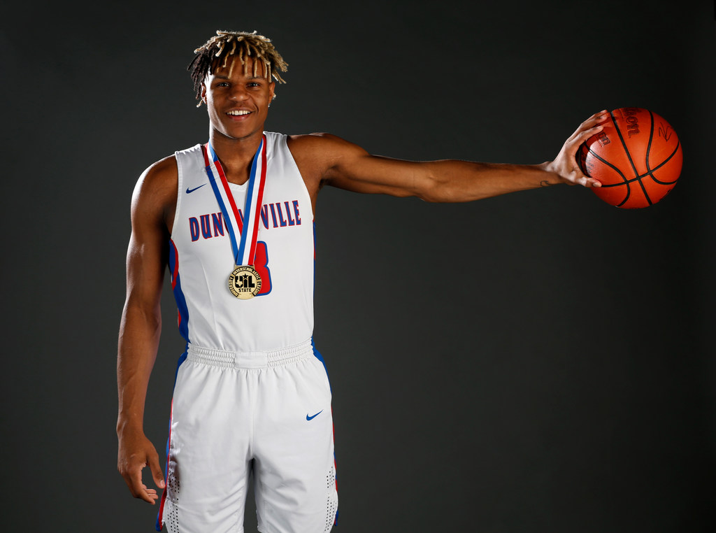 Duncanville To Texas Tech To Nba Draft Jahmi Us Ramsey S Winding Basketball Path Will Soon Have Pro Home