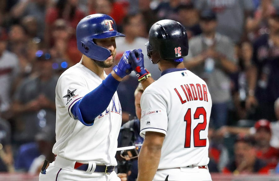 '2020 derby. Pretty please?': Twitter reacts to Joey Gallo's monster home run in his ASG debut | SportsDay