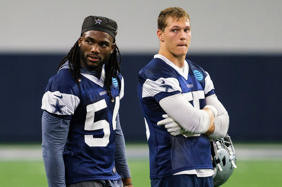 Cowboys musings: This may give Jaylon Smith extra motivation; what Dallas needs to change about its offense | SportsDay