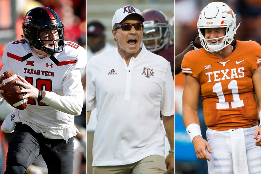 College football's unofficial start is here: Previewing media day storylines for area Big 12 teams, Texas A&M and SMU | SportsDay