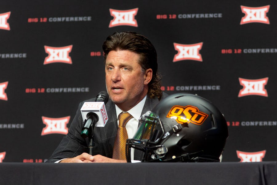 As Big 12 emphasizes defense at media days, Oklahoma State looks to 'play it better' with discipline and toughness | SportsDay