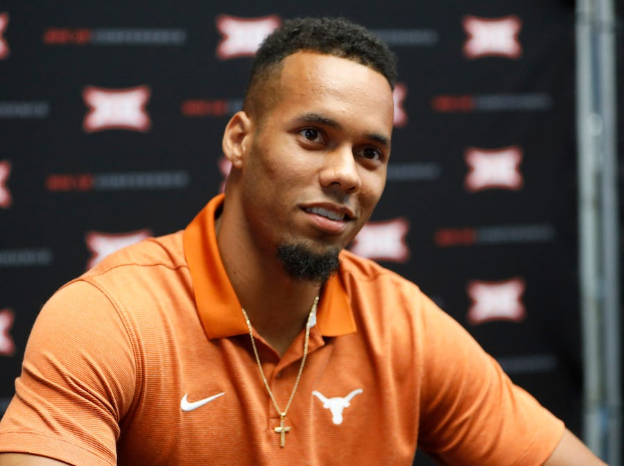 The three reasons why Texas WR Collin Johnson put the NFL on hold and returned to the Forty Acres | SportsDay