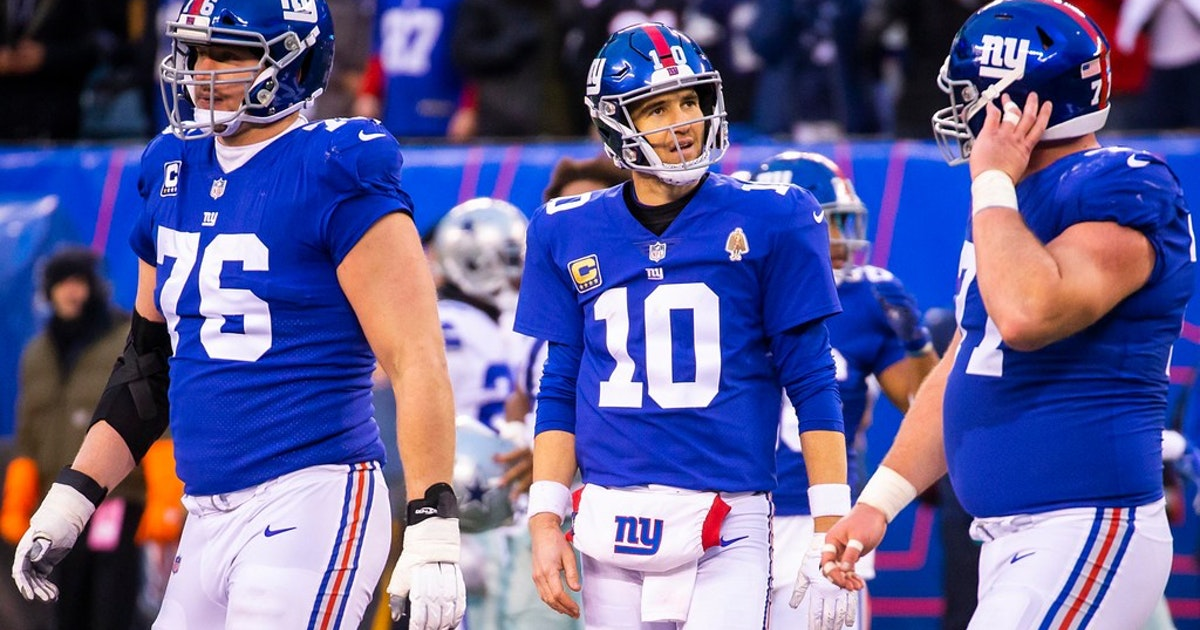 Dallas Cowboys: Cowboys enemy report: Eli Manning is the starting QB