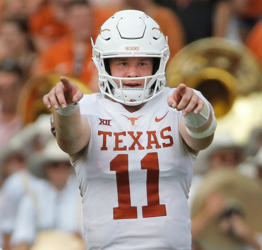 Which Big 12 player has the best chance to win the Heisman Trophy in 2019? | SportsDay