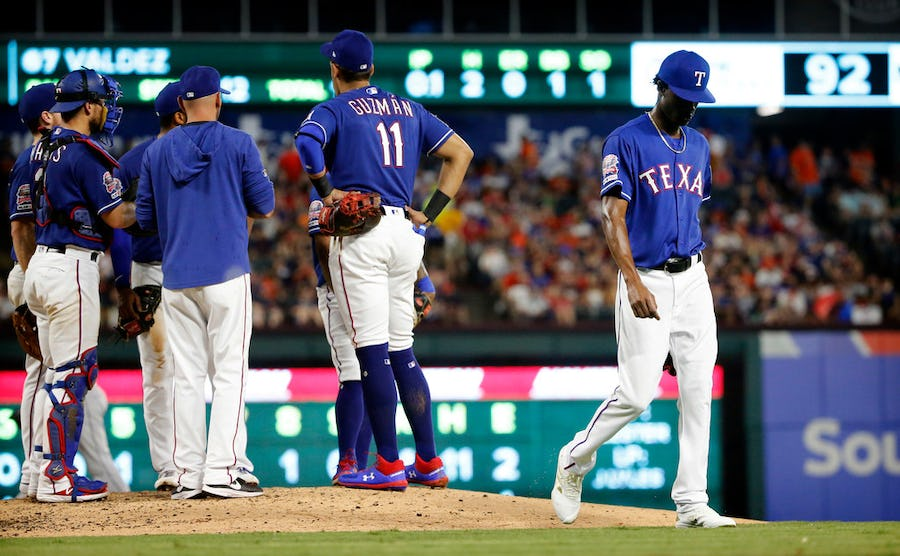 While Rangers' feel-good season falls off the rails, is there an escape to be found at the trade deadline? | SportsDay
