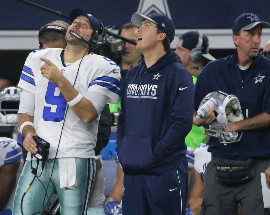 Why Tony Romo thinks Kellen Moore hiring will be a positive for the Cowboys: 'Change is a good thing' | SportsDay