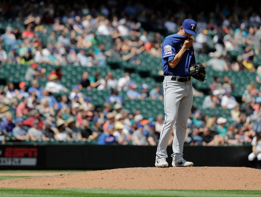 A perfect storm is brewing at the MLB trade deadline for GM Jon Daniels and the Rangers | SportsDay