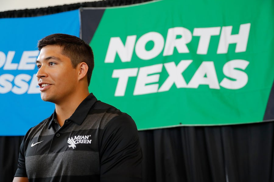 10 key players for North Texas this season, led by QB Mason Fine and offensive playmakers | SportsDay