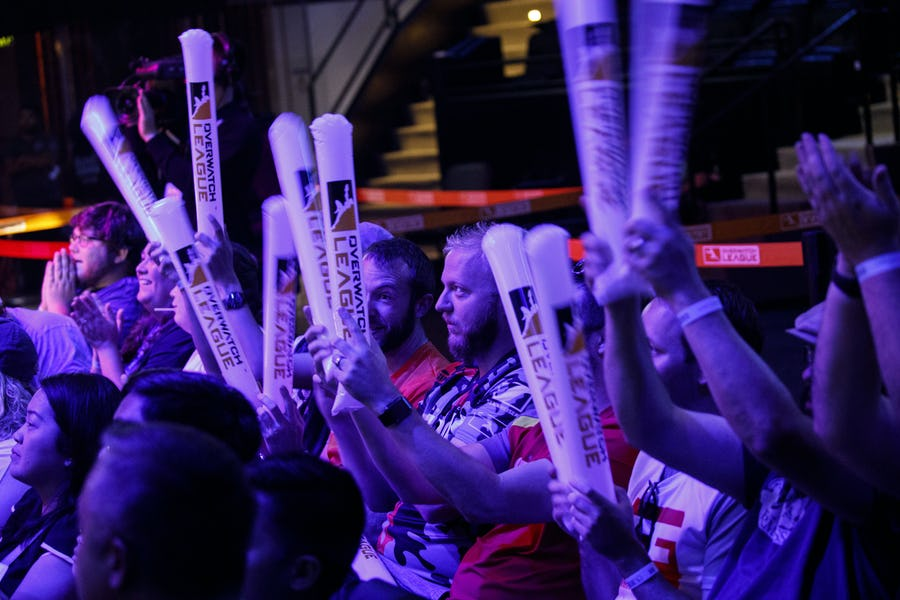 (Updated, 8/18) Overwatch League playoff scenarios for the final weekend: Seeding, final play-in spot on the line   SportsDay