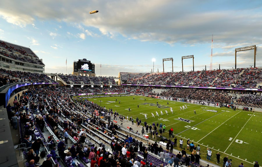 Cheers! TCU to sell beer at Amon G. Carter Stadium, nixes in-and-out policy | SportsDay