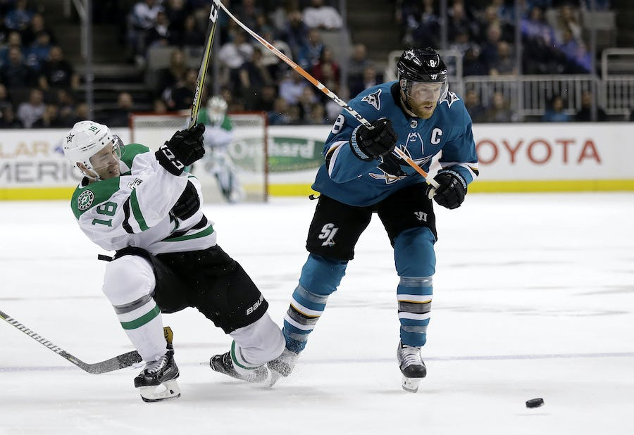 What game film, analytics and Stars coach Jim Montgomery say about how Joe Pavelski fits in Dallas' offense   SportsDay
