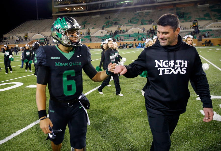 5 bold predictions for UNT in 2019: The Mean Green will finally take down SMU in Dallas | SportsDay