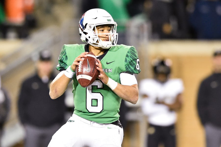 5 key storylines for North Texas in 2019, including how QB Mason Fine could become a legitimate Heisman contender | SportsDay