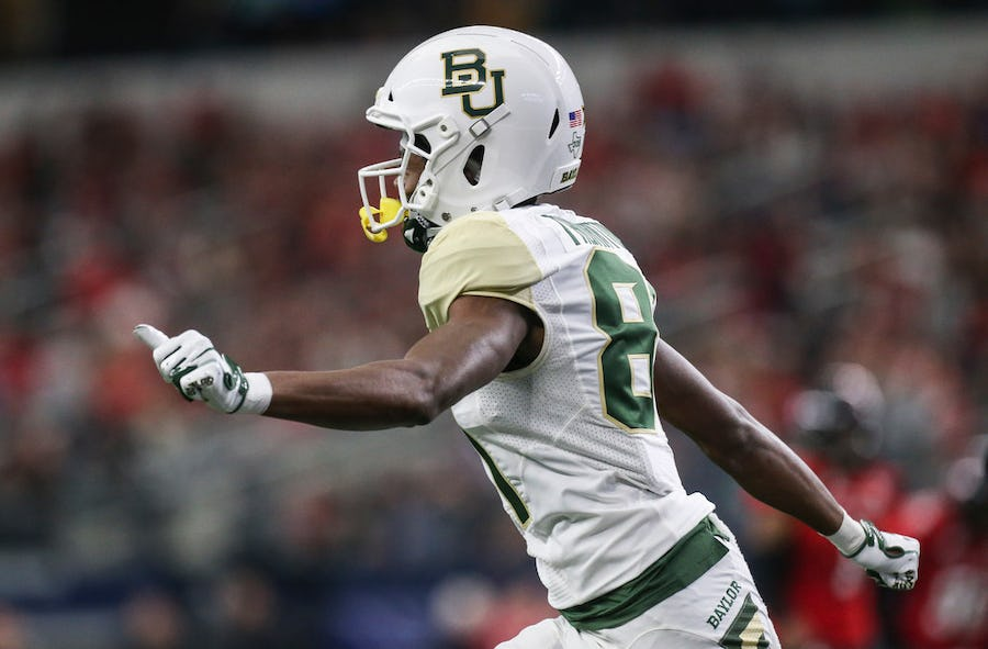 5 breakout candidates for Baylor in 2019: WR with big-play potential will improve on impressive freshman year | SportsDay