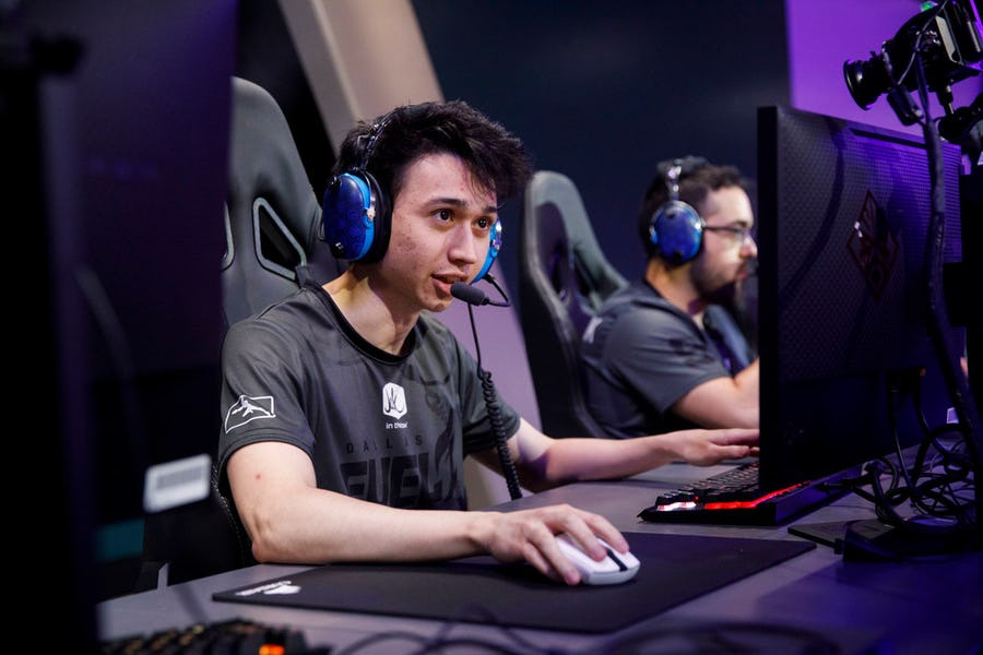 Ash 'Trill' Powell on his native Australia, heritage and rapid rise through the professional Overwatch ranks   SportsDay